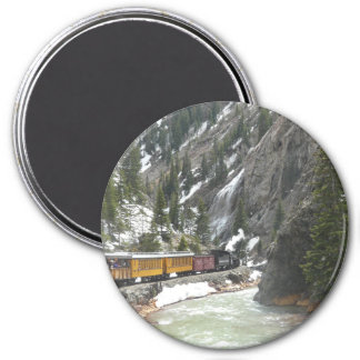 Durango Silverton Train Magnet