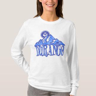 Durango Snowflake Mountain Logo T-Shirt