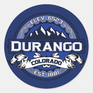 Durango Sticker