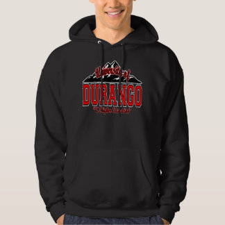 Durango University For Dark Hoodie