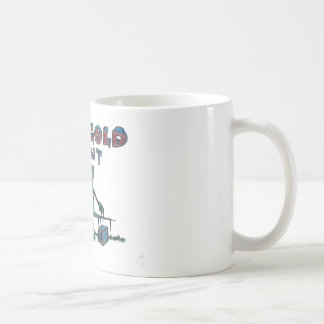Durante and Friends in Florida Cold Front Coffee Mug