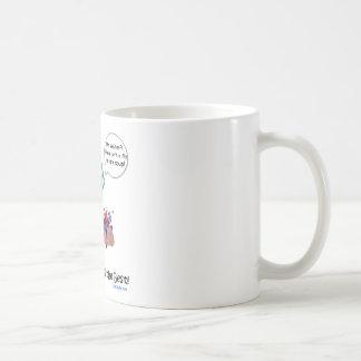 Durante FlySoup Classic White Coffee Mug