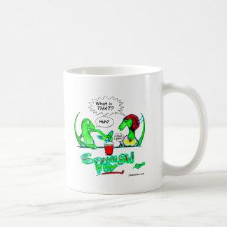 Durante Spanish Fly Classic White Coffee Mug