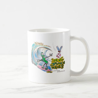 Durante Spring Breakin Waves Coffee Mug