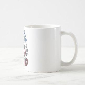 Durante the Lizard Classic White Coffee Mug