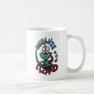 Durante the Lizard Coffee Mug