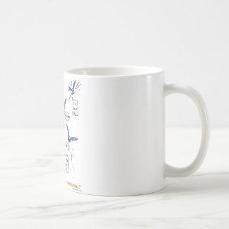 Durante's Bad Day Classic White Coffee Mug
