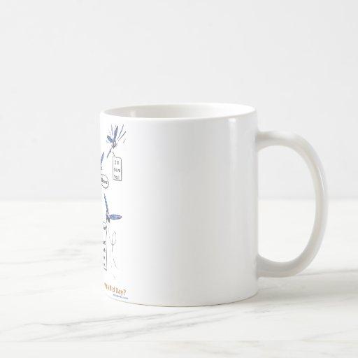 Durante's Bad Day Coffee Mug