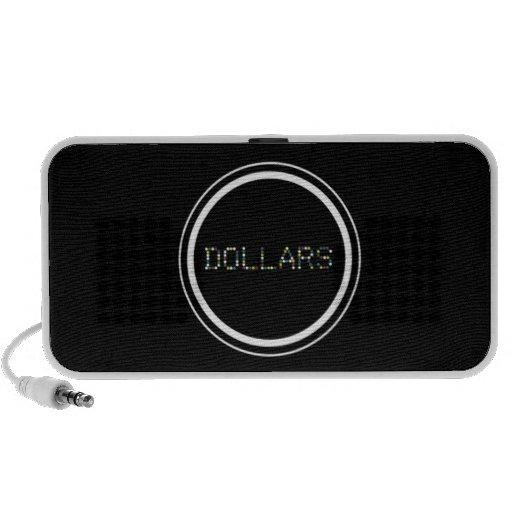 Durarara Dollars Fan Item Laptop Speakers