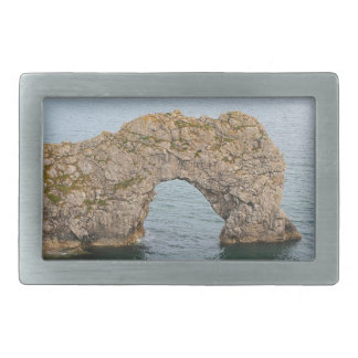 Durdle Door Arch, Dorset, England 2 Belt Buckles