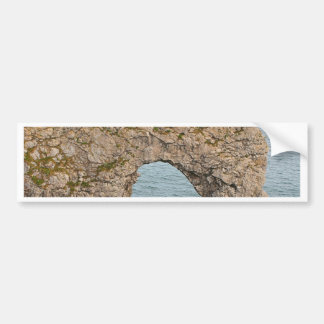 Durdle Door Arch, Dorset, England 2 Bumper Sticker