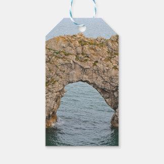 Durdle Door Arch, Dorset, England 2 Gift Tags