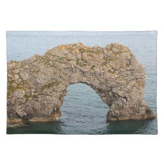 Durdle Door Arch, Dorset, England 2 Placemat