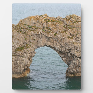 Durdle Door Arch, Dorset, England 2 Plaque