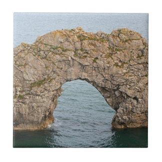 Durdle Door Arch, Dorset, England 2 Tile