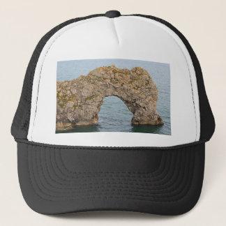 Durdle Door Arch, Dorset, England 2 Trucker Hat