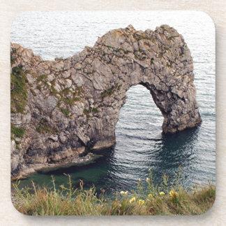 Durdle Door Arch, Dorset, England Coaster