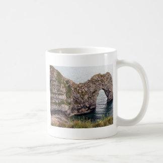 Durdle Door Arch, Dorset, England Coffee Mug