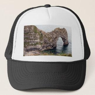 Durdle Door Arch, Dorset, England Trucker Hat