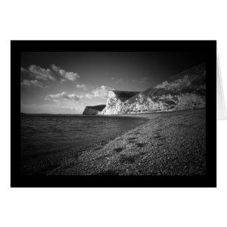 Durdle Door Beach, Dorset Card
