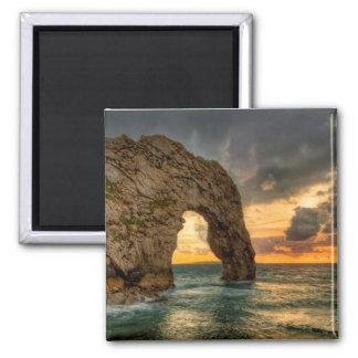 Durdle Door Jurassic Coastline| Dorset, England Magnet