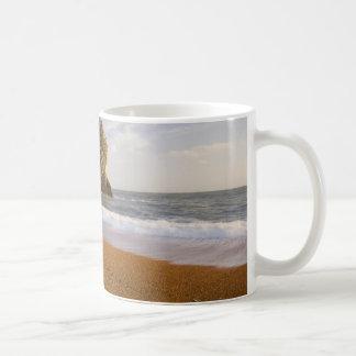 Durdle Door Rock Arch Dorset England Coffee Mug