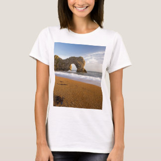 Durdle Door Rock Arch Dorset England T-Shirt