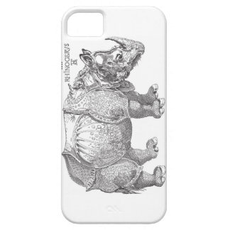 durer rhino iPhone 5 covers