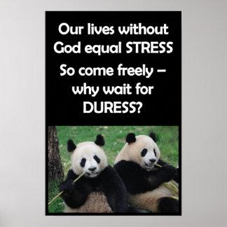 Duress - Poster