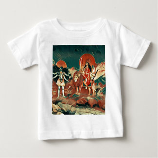 Durga and Kali Baby T-Shirt