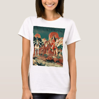 Durga and Kali T-Shirt