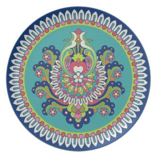 Durga Melamine Plate III