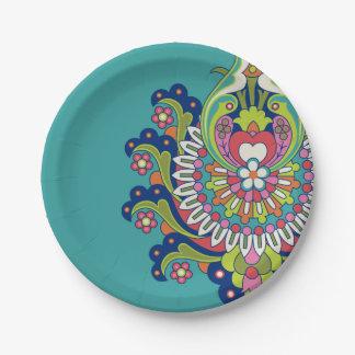 Durga Paper Plates