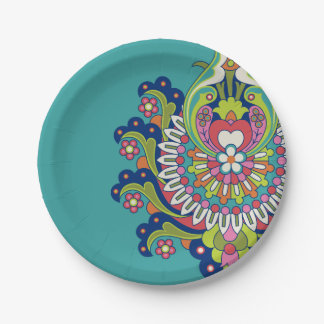 Durga Paper Plates 7 Inch Paper Plate