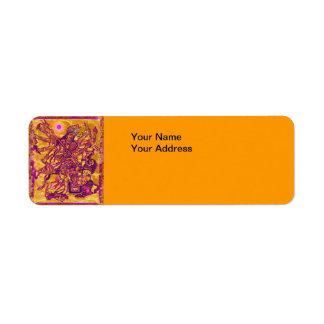 Durga Return Address Label