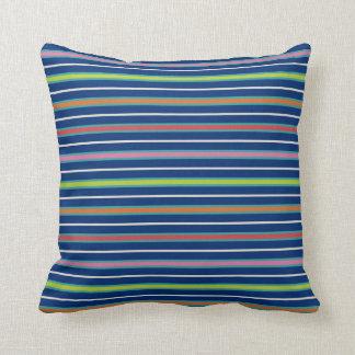 Durga Stripe Throw Pillow