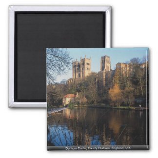 Durham Castle, County Durham, England, U.K. Magnet