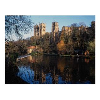 Durham Castle, County Durham, England, U.K. Postcard