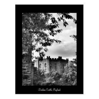 Durham Castle Postcard