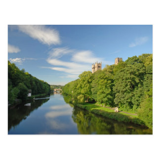 Durham Cathedral from the River Wear Postcard