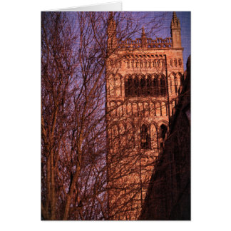 Durham Cathedral Greetings Card