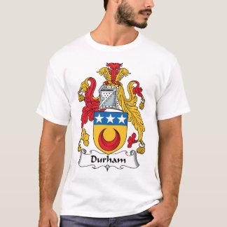 Durham Family Crest T-Shirt