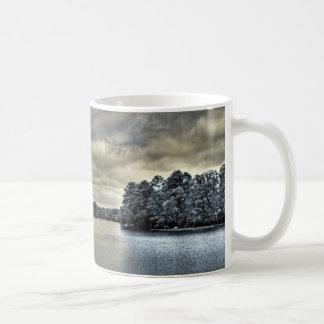 Durham NC Parkwood lake Mug