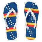 DURHAM, NC - .png Flip Flops