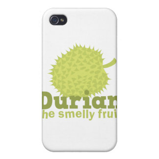 Durian the smelly fruit iPhone 4/4S case