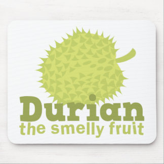 Durian the smelly fruit mouse pad