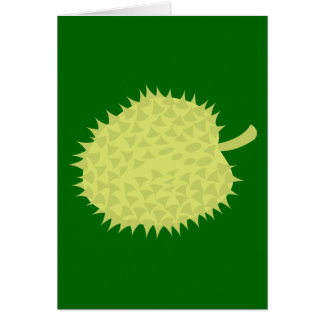 Durian the Smelly Fruit! NP Card