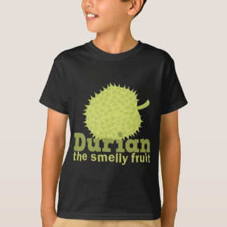 Durian the smelly fruit tshirts