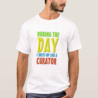 During The Day - Curator TShirt
