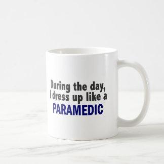 During The Day I Dress Up Like A Paramedic Mug